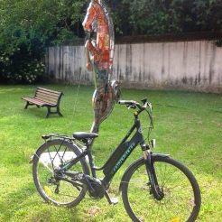 Noleggio bici elettriche Colli Euganei